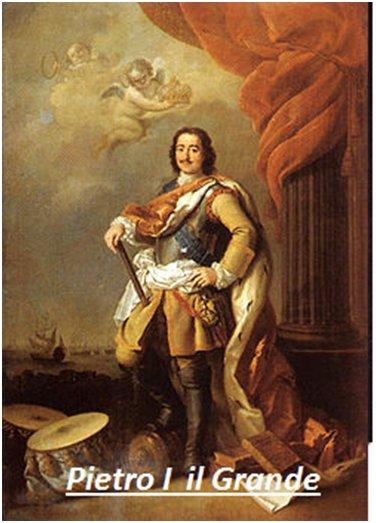 Pietro I Romanov