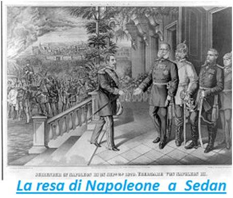 Resa Napoleone III
